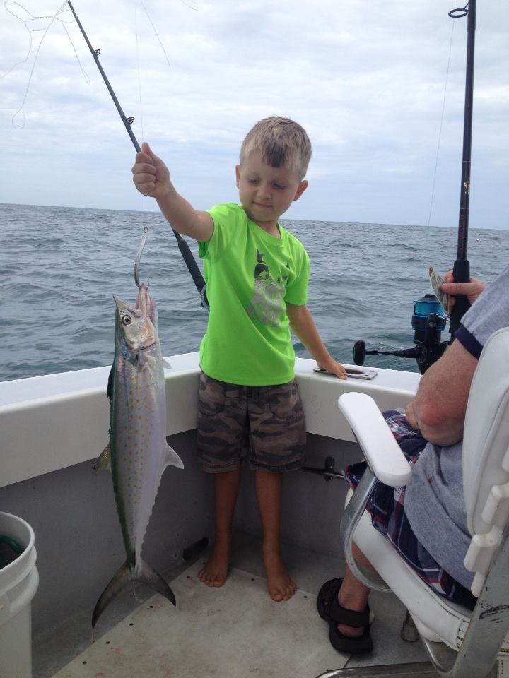 Reel deal fishing charters clearwater fl for Clearwater beach fishing charters